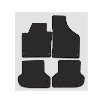 Textilní autokoberce na Audi A3 8P /2003-2012/