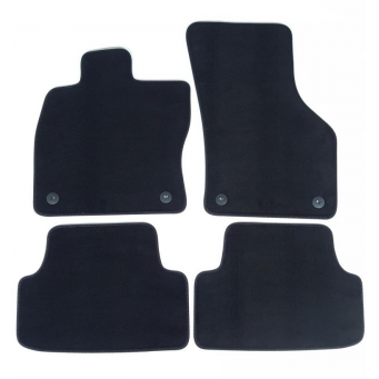 Textilní autokoberce na Audi A3 8V /2012-/