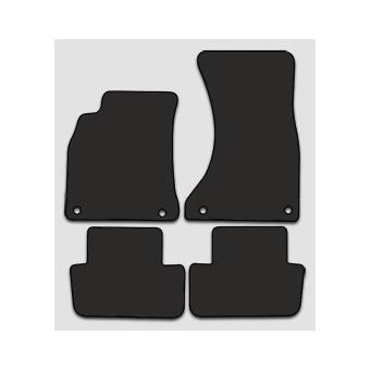 Textilní autokoberce na Audi A4 B8 /2008-2015/
