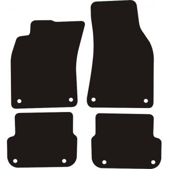 Textilní autokoberce na Audi A6 C6 /2004-2011/