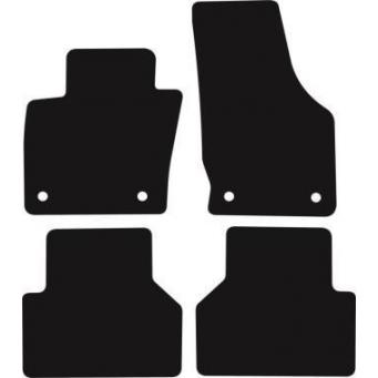 Textilní autokoberce na Audi Q3 /2011-/