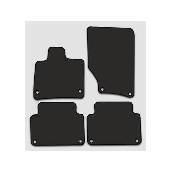 Textilní autokoberce na Audi Q7 /2005-2015/