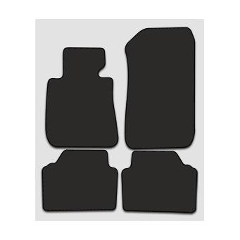 Textilní autokoberce na BMW série 3 F30,F31,F35 /2011-/