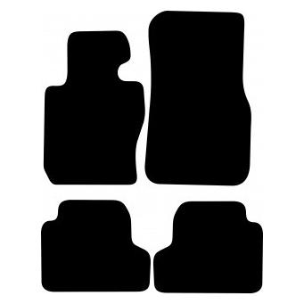 Textilní autokoberce na BMW série 4 F32 /2013-/