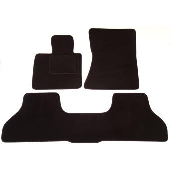 Textilní autokoberce na BMW X5 E70 /2006-2013/