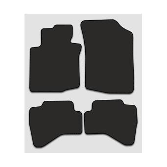 Textilní autokoberce na Citroen C1 /2005-2014/