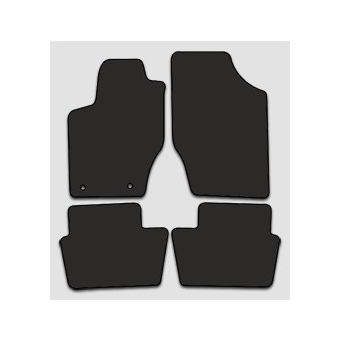 Textilní autokoberce na Citroen C4 /2010-/