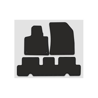 Textilní autokoberce na Citroen C4 Picasso II /2013-/