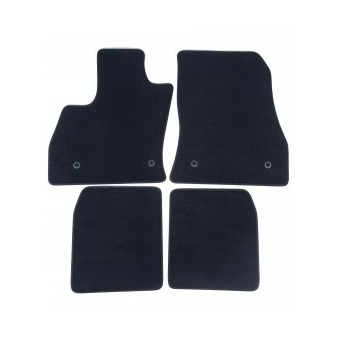 Textilní autokoberce na Fiat 500 L /2012-/