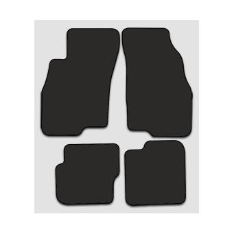 Textilní autokoberce na Fiat Punto III /2012-/