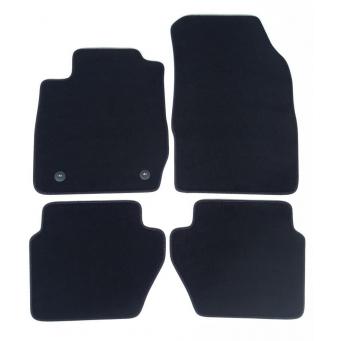 Textilní autokoberce na Ford Fiesta /2008-2012/
