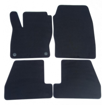 Textilní autokoberce na Ford Focus III /2010-/