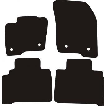 Textilní autokoberce na Ford Galaxy IV /2015-/
