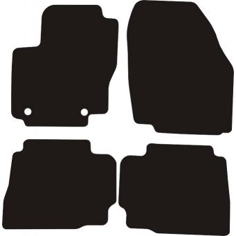 Textilní autokoberce na Ford Mondeo IV /2007-2012/