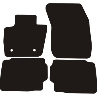 Textilní autokoberce na Ford Mondeo V /2014-/