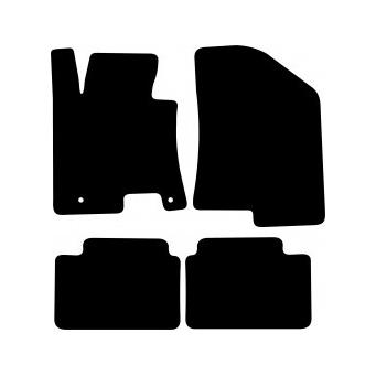 Textilní autokoberce na Hyundai I30 /2012-2016/