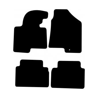 Textilní autokoberce na Hyundai Tucson 2 /2009-2015/