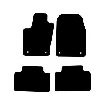 Textilní autokoberce na Jeep Grand Cherokee /2010-/