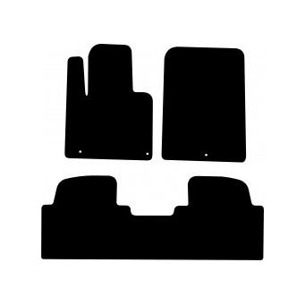Textilní autokoberce na Kia Sorento /2015-/