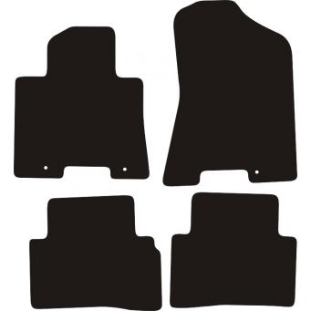 Textilní autokoberce na Kia Sportage /2015-/