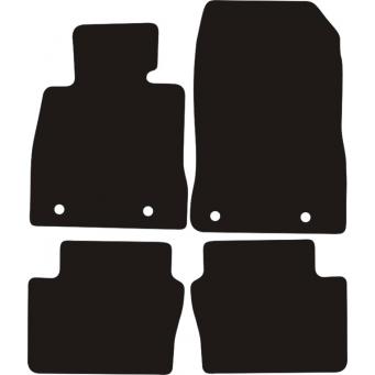 Textilní autokoberce na Mazda 2 /2015-/