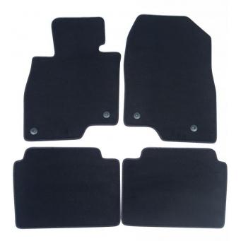 Textilní autokoberce na Mazda 3 /2012-/