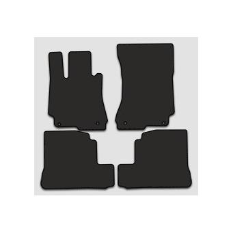 Textilní autokoberce na Mercedes S W221 /2013-/