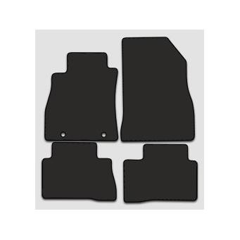 Textilní autokoberce na Nissan Juke /2010-/