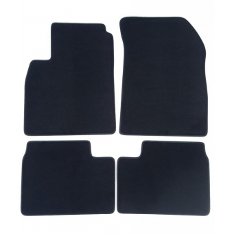 Textilní autokoberce na Nissan Micra K13 /2010-2016/