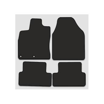 Textilní autokoberce na Nissan Qashqai I /2007-2013/