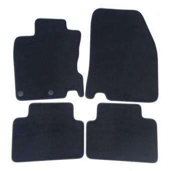 Textilní autokoberce na Nissan Qashqai II /2013-/