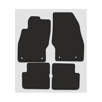 Textilní autokoberce na Opel Adam /2012-/