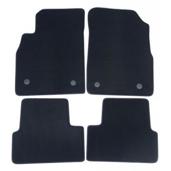 Textilní autokoberce na Opel Astra K /2015-/