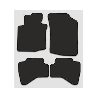 Textilní autokoberce na Peugeot 107 /2005-2014/