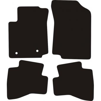 Textilní autokoberce na Peugeot 108 /2014-/