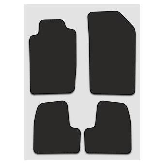 Textilní autokoberce na Peugeot 206 /1998-2009/