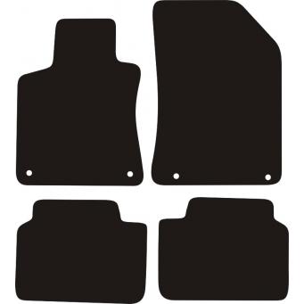 Textilní autokoberce na Peugeot 308 II kombi /2014-/