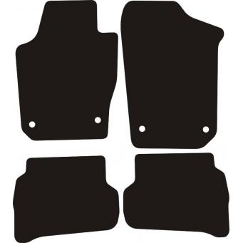 Textilní autokoberce na Seat Ibiza IV /2008-2016/