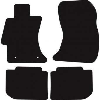 Textilní autokoberce na Subaru Levorg /2014-/