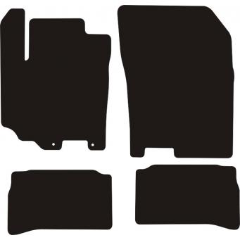 Textilní autokoberce na Suzuki Vitara /2015-/