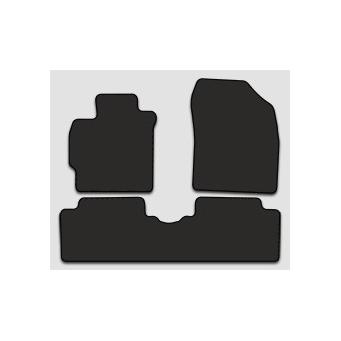 Textilní autokoberce na Toyota Corolla E15 /2007-2015/