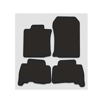 Textilní autokoberce na Toyota Land Cruiser J150 /2009-/