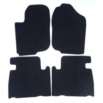 Textilní autokoberce na Toyota Rav4 III /2006-2013/