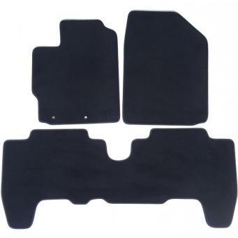 Textilní autokoberce na Toyota Yaris II /2005-2012/