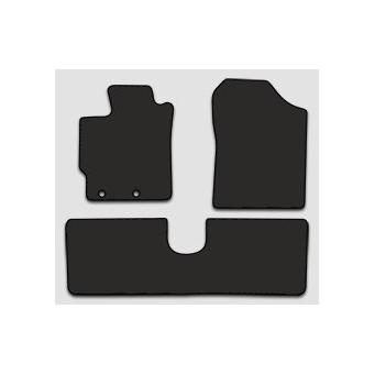 Textilní autokoberce na Toyota Yaris III /2012-/