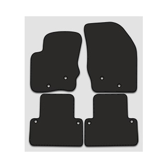 Textilní autokoberce na Volvo XC90 /2002-2014/