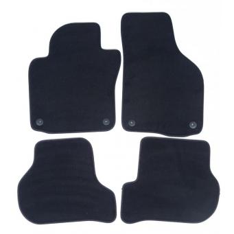Textilní autokoberce na Volkswagen Golf VI /2009-2013/