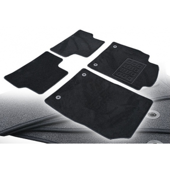 Textilní autokoberce Typ 5 Renault Scenic III /2009-2013/