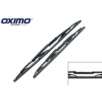 Klasické stěrače Oximo na BMW Řada 5 E39 (12.1996-05.2004) 650mm+550mm