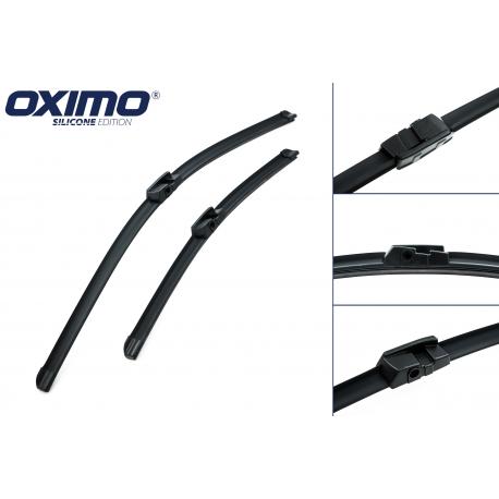 Stěrače Oximo na BMW Řada 7 F01, F02,F03, F04